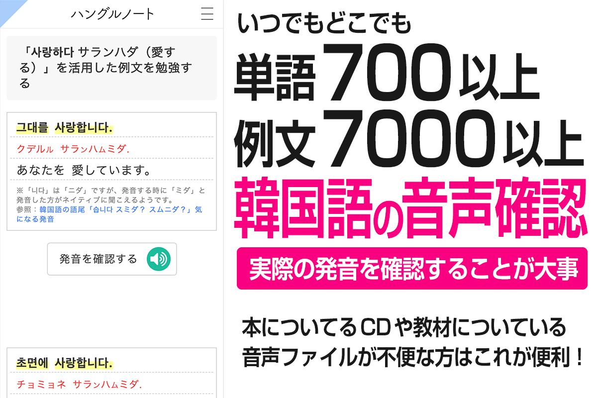 【特典3】7000を超える例文の音声