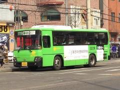 「NaverMap(네이버 지도)」アプリは韓国のバスに乗るときも便利