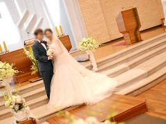 韓国の結婚式に招待される