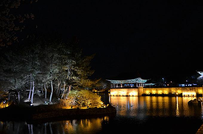 池と建物が優雅すぎて、現在は復元した形だとは思いますが、どれだけ雅な世界があったのか昔に戻って見てみたくなりました!