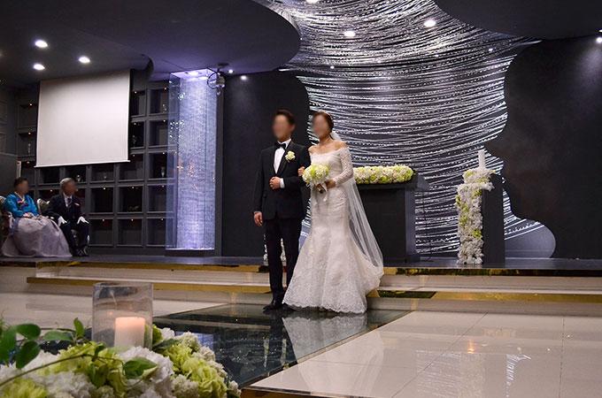 韓国の結婚式に、またまた呼ばれてもいないのに行ってきました!