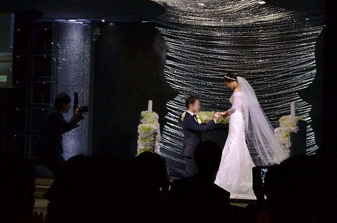 韓国の結婚式・キリスト教じゃないとチャペルで式を挙げない?