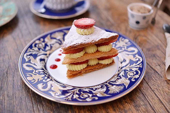 弘大でミルフィーユが美味しいカフェ「Mon Cafe Gregory モンカフェグレゴリー」