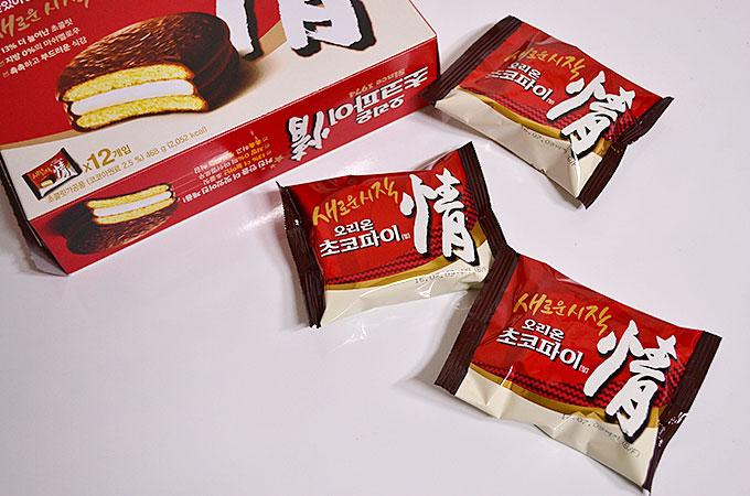 チョコパイが人気になったのは軍隊にいった息子のため?