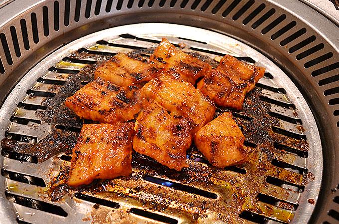 こちらも程よい辛さで美味しかったです♪このくらいが日本人にはちょうど美味しい辛さなのでしょう。