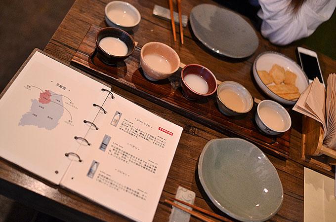 ぜひ韓国のいろんなマッコリを楽しみたいという方は、梨泰院にある「タモトリ 다모토리」に行ってみてくださいませ!