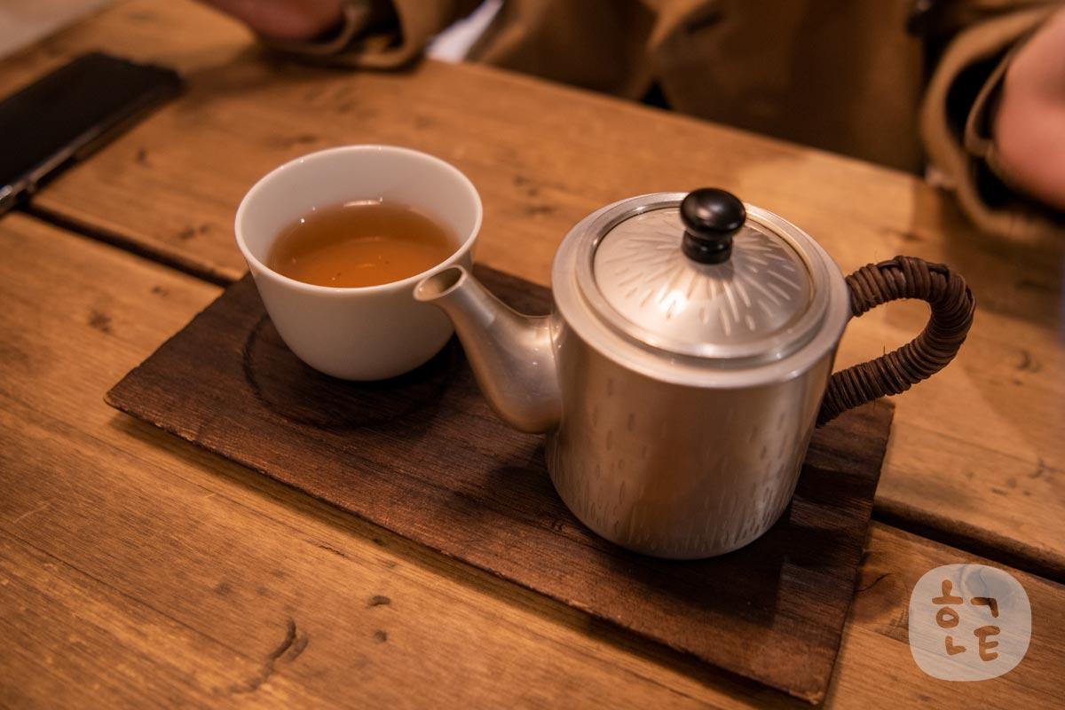季節限定の紅茶