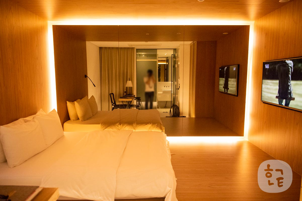 韓国ソウル・清凉里にあるザ・デザイナーズホテル チャンニャンニに泊まってみた!