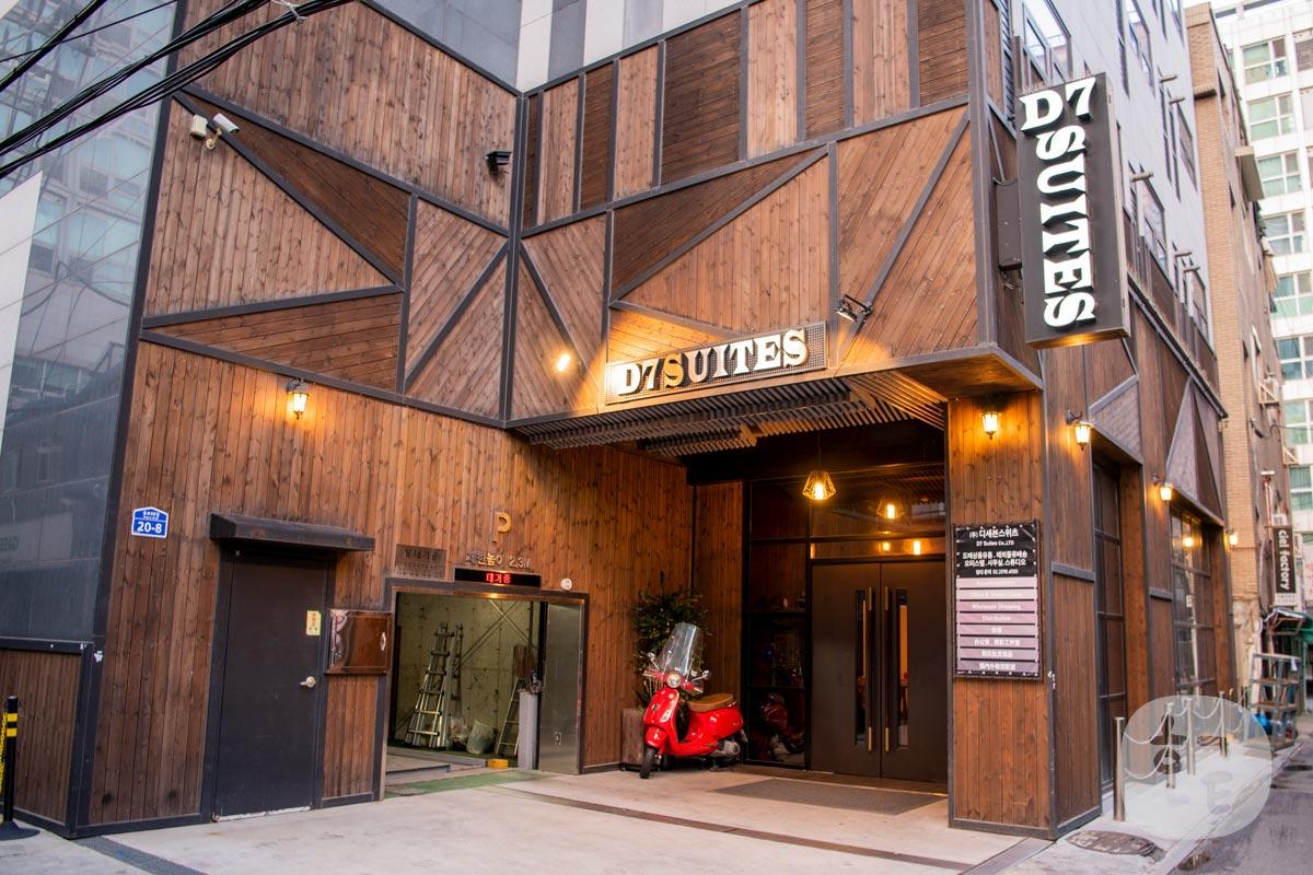D7スイーツトンデムンに泊まってみた!駅近の清潔感のあるホテル