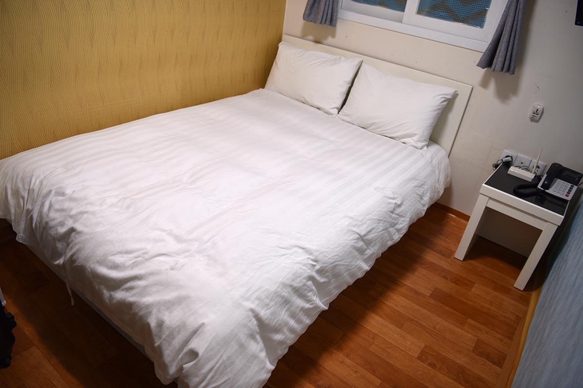 韓国ソウル・東大門エリアにあるホテルファミリアインに泊まってみた!