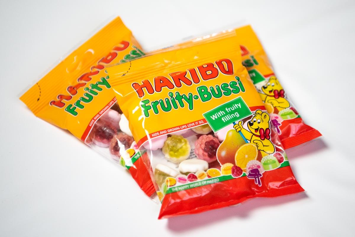HARIBO FRUITY BUSSI(ハリボ フルーティーキス)はなぜ日本で売ってない?!