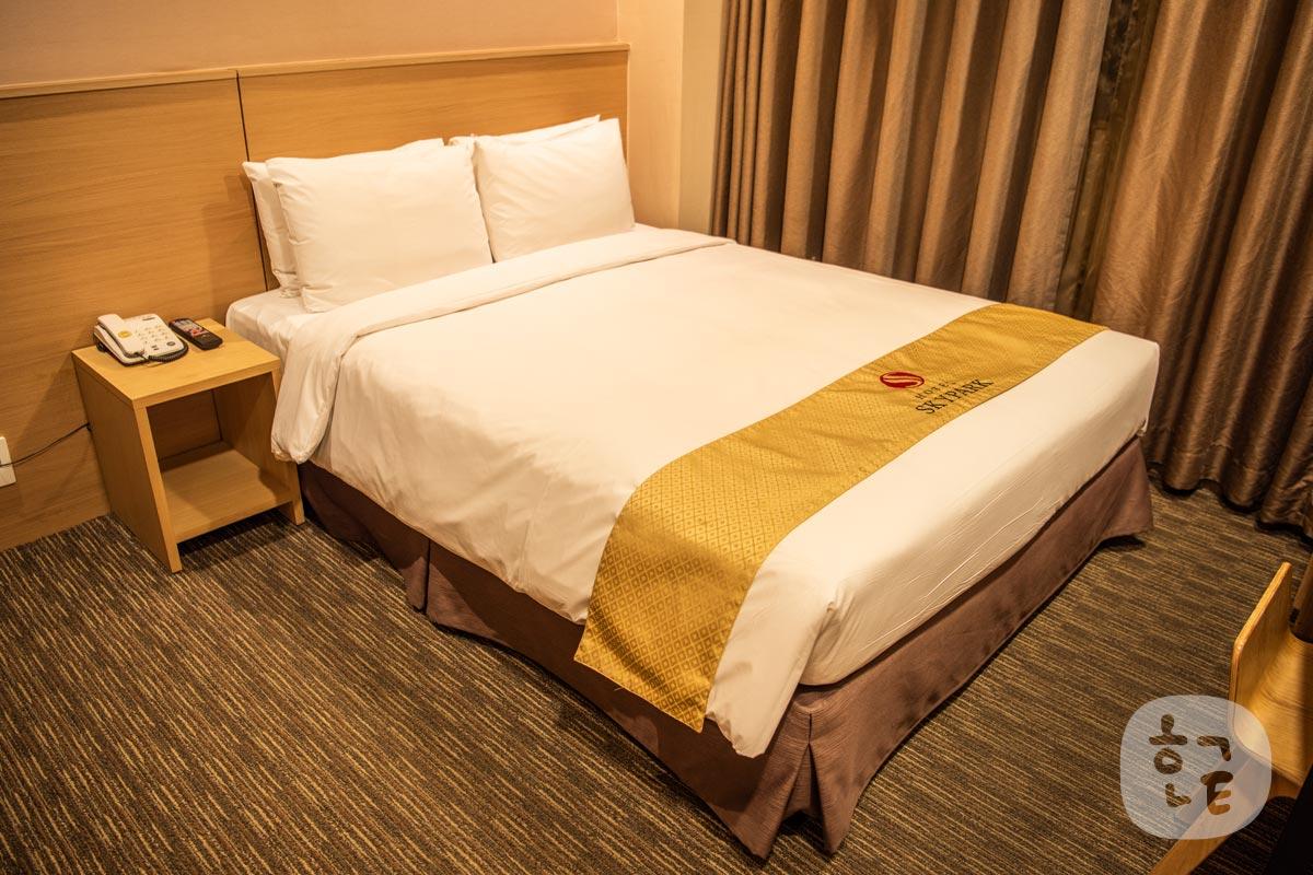ホテルスカイパークトンデムンI(Hotel Skypark Dongdaemun I)部屋写真