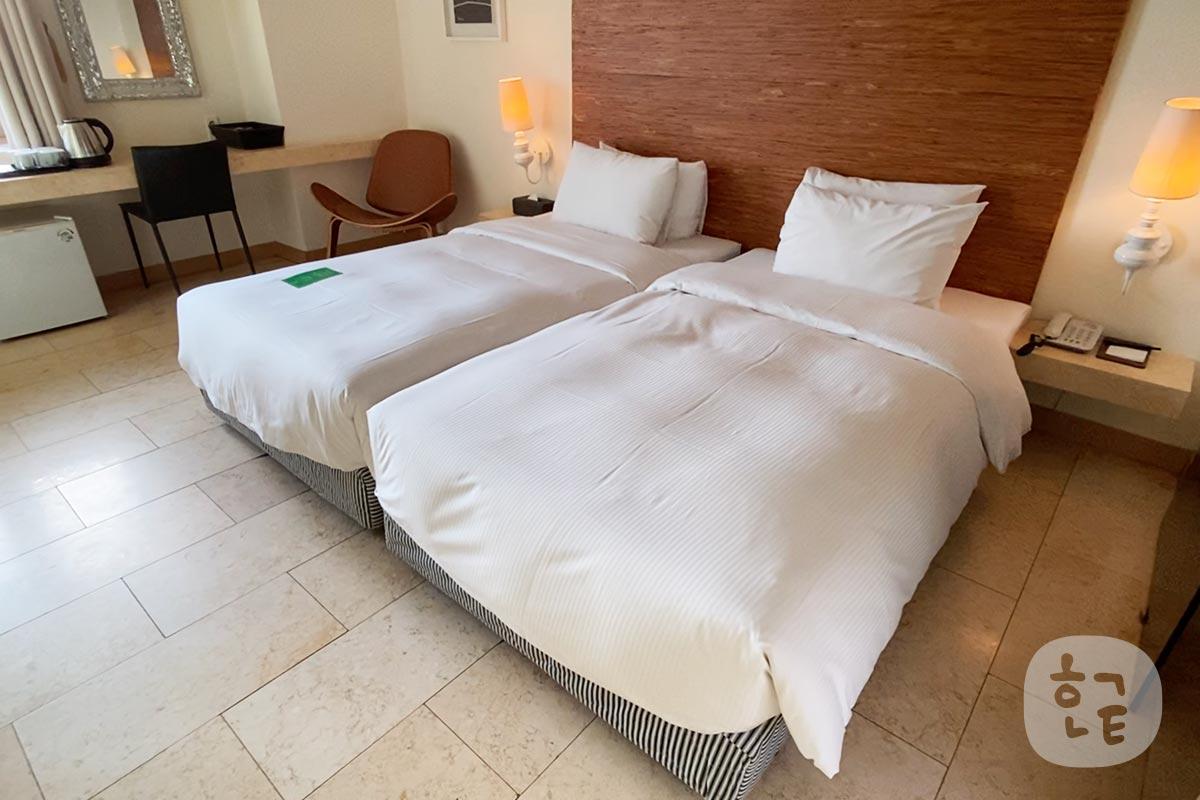 韓国ソウル・弘大エリアにある「マリーゴールドホテル」に泊まってみた!